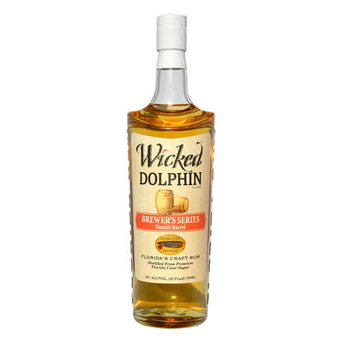 Wicked Dolphin Cigar City Rum †