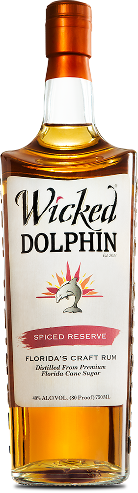 Wicked Dolphin Reserve Spiced Rum