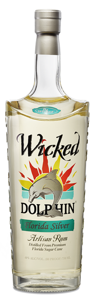 Wicked Dolphin Silver Rum †