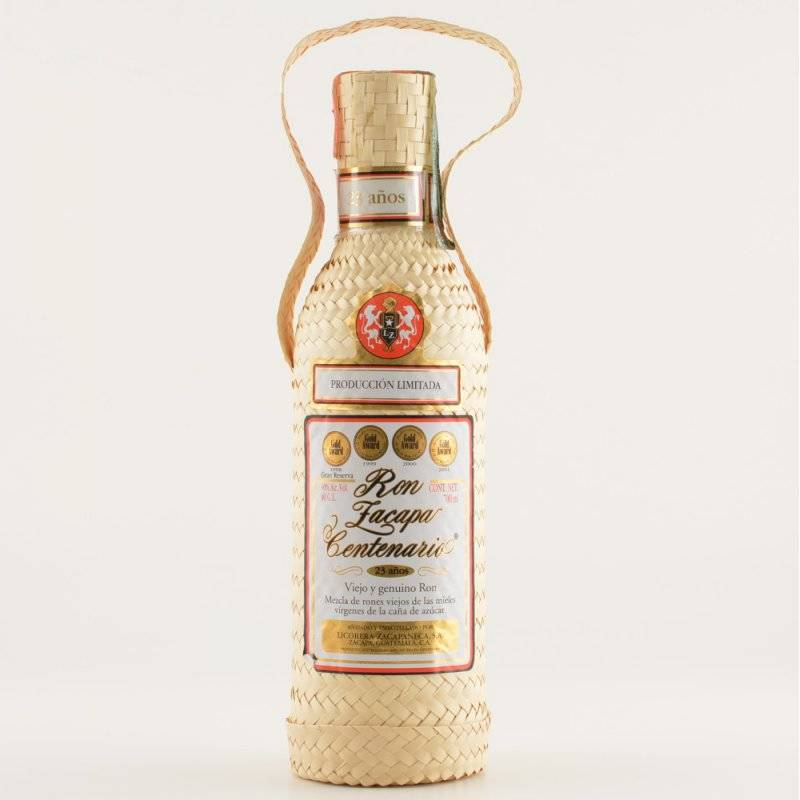 Zacapa White Label 23 Rum †