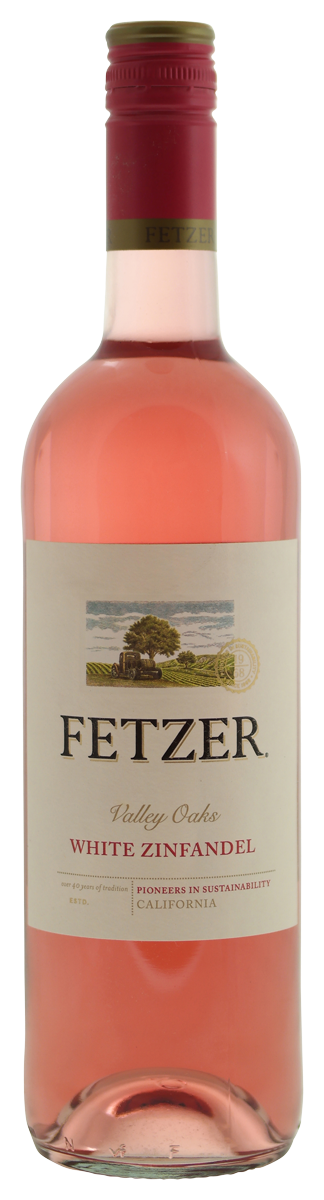 Fetzer Valley Oaks White Zinfandel rosé