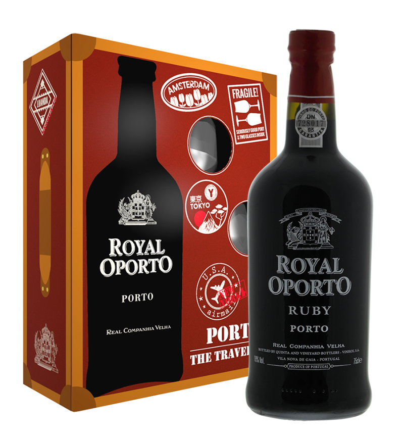 Royal Oporto Ruby The Traveler