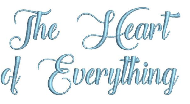 Heart of everything