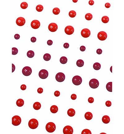 Pure & Simple Dots, Winter Berries (PS-GLOS-011)