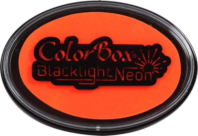 Clearsnap ColorBox Stempelkissen -  Blacklight Neon Blazing