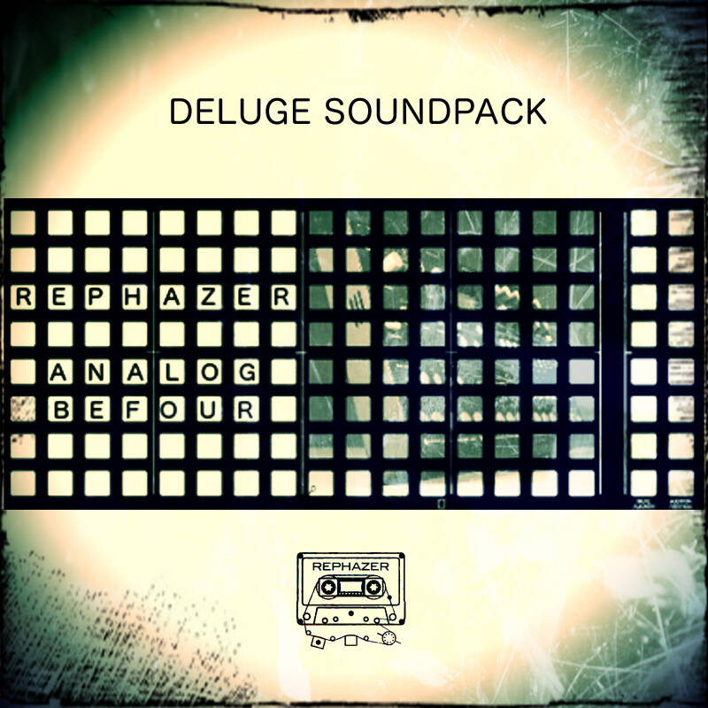 Analog Befour Soundpack for the Synthstrom Audible Deluge