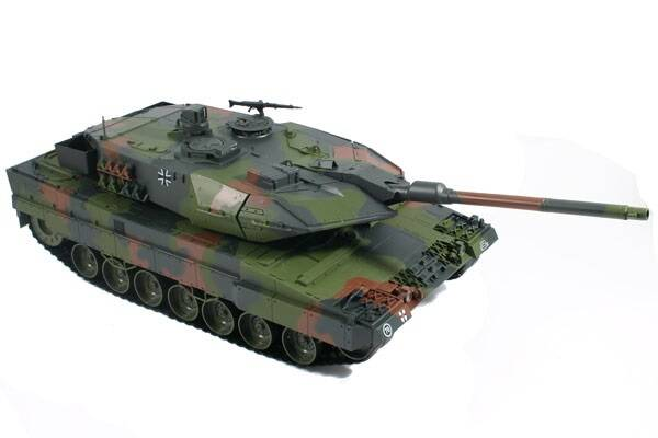 Hobby Engine Leopard 2A6 1:16 RC Tank