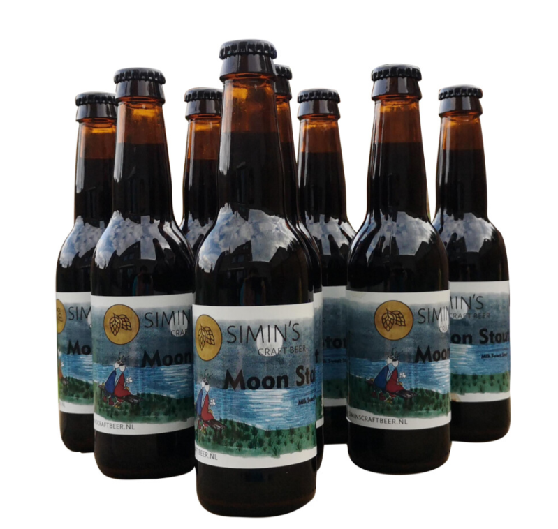 Moon Stout (6-pack)
