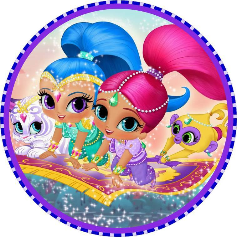 Shimmer and Shine 1