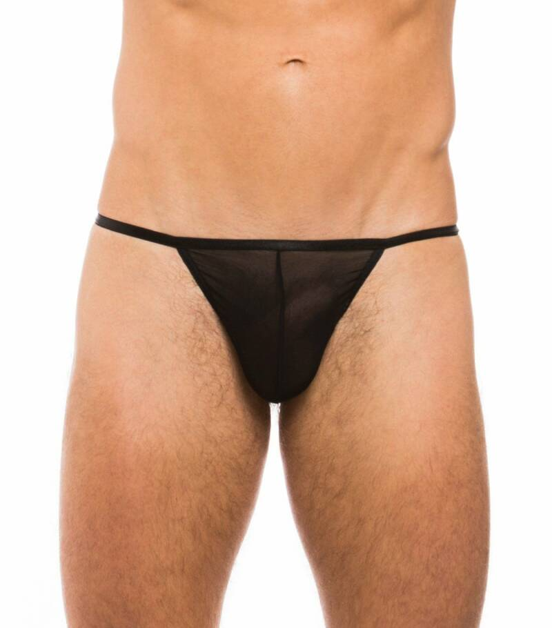 Kiniki Pulse heren G-string - zwart
