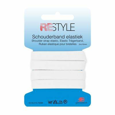 Schouderband elastiek 10mm