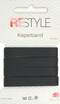 Keperband 10mm - 3m