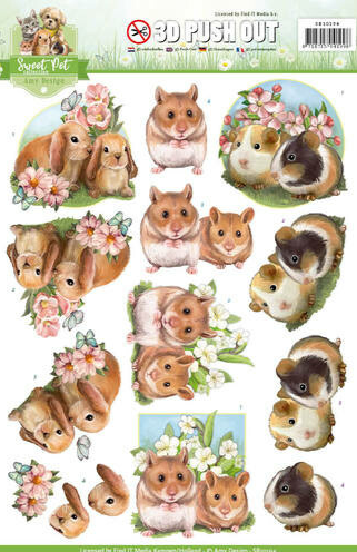 Sweet Pet Collection - Amy Design