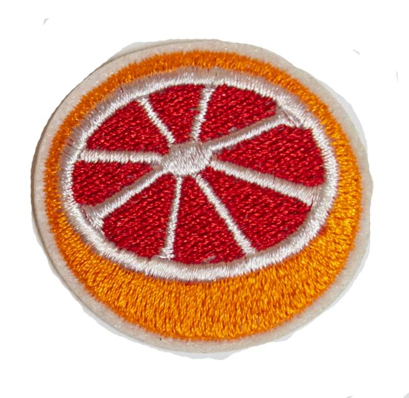 Patch | Orange