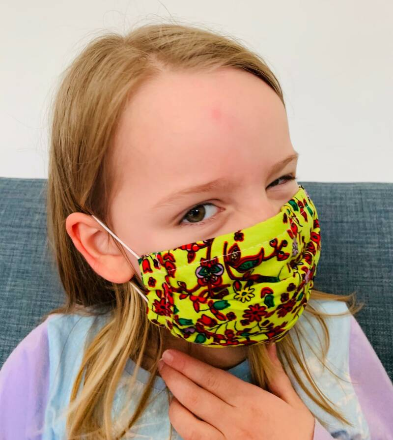 Reusable Facemask Style B