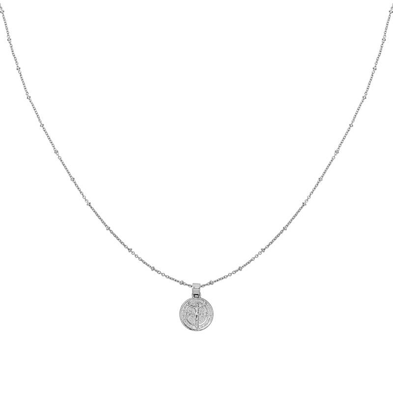 Necklace The small traveler silver