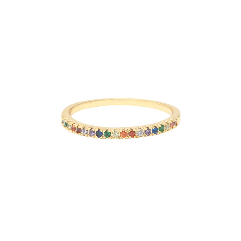 Ring Rainbow gold