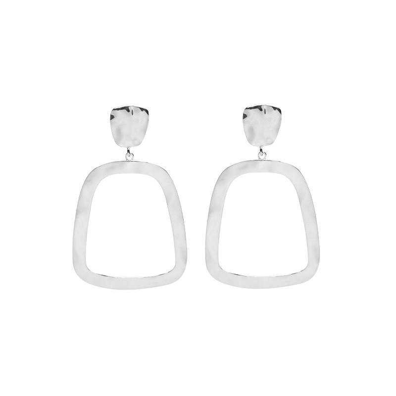 Earrings Fantasia silver