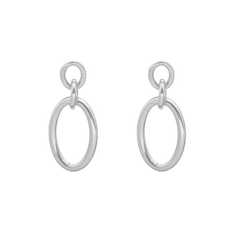 Earrings Holy Chic silver