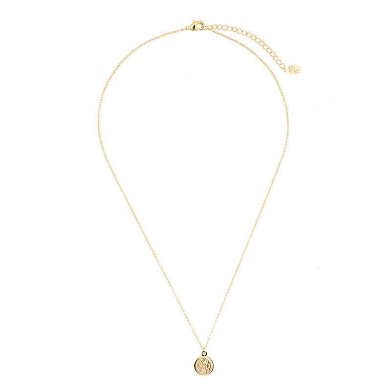 Necklace Sweet Coin gold