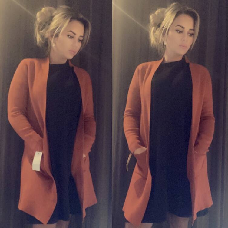 Vest anabel Roest