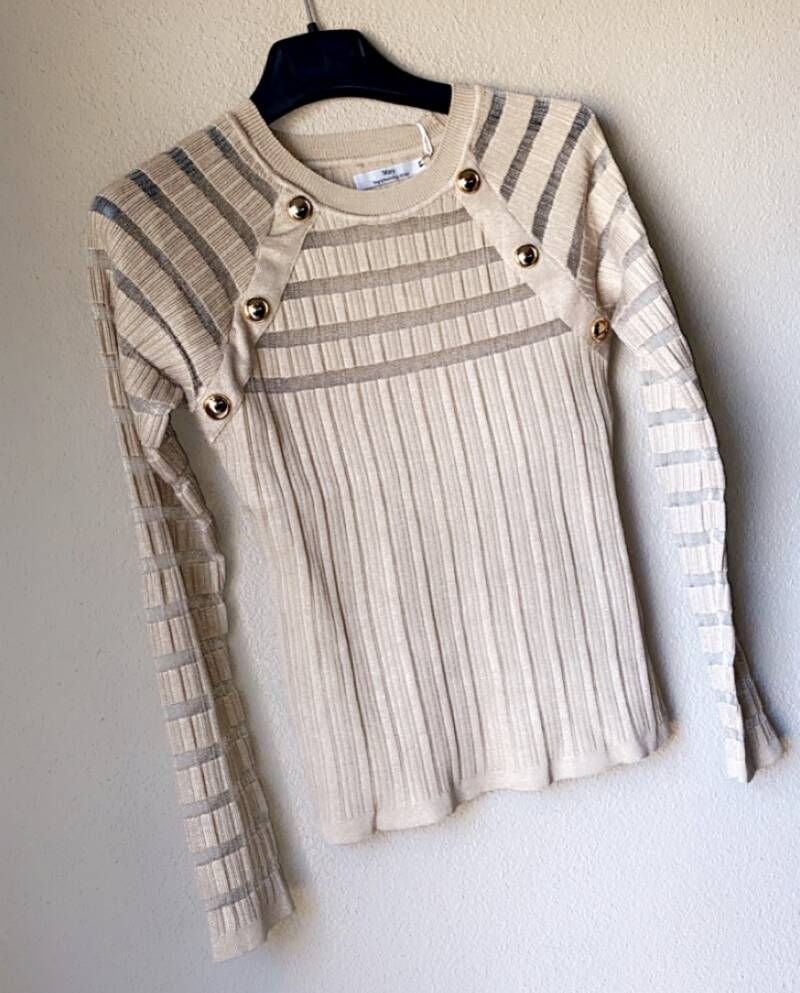Top kant/taupe