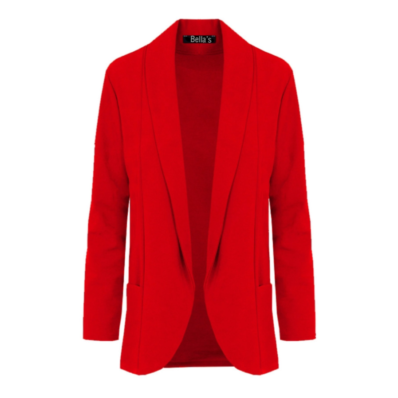 Basic Blazer RED.