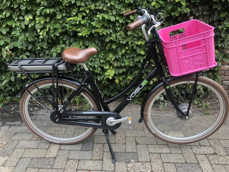 Vogue E-bike  transport fiets
