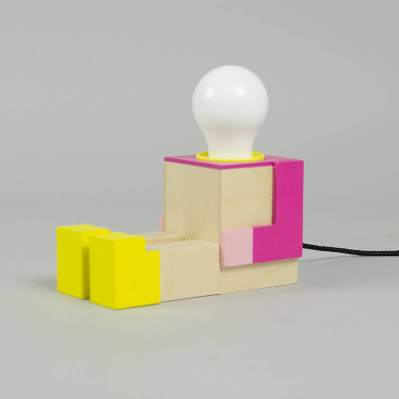 Sit and Light (Roze)