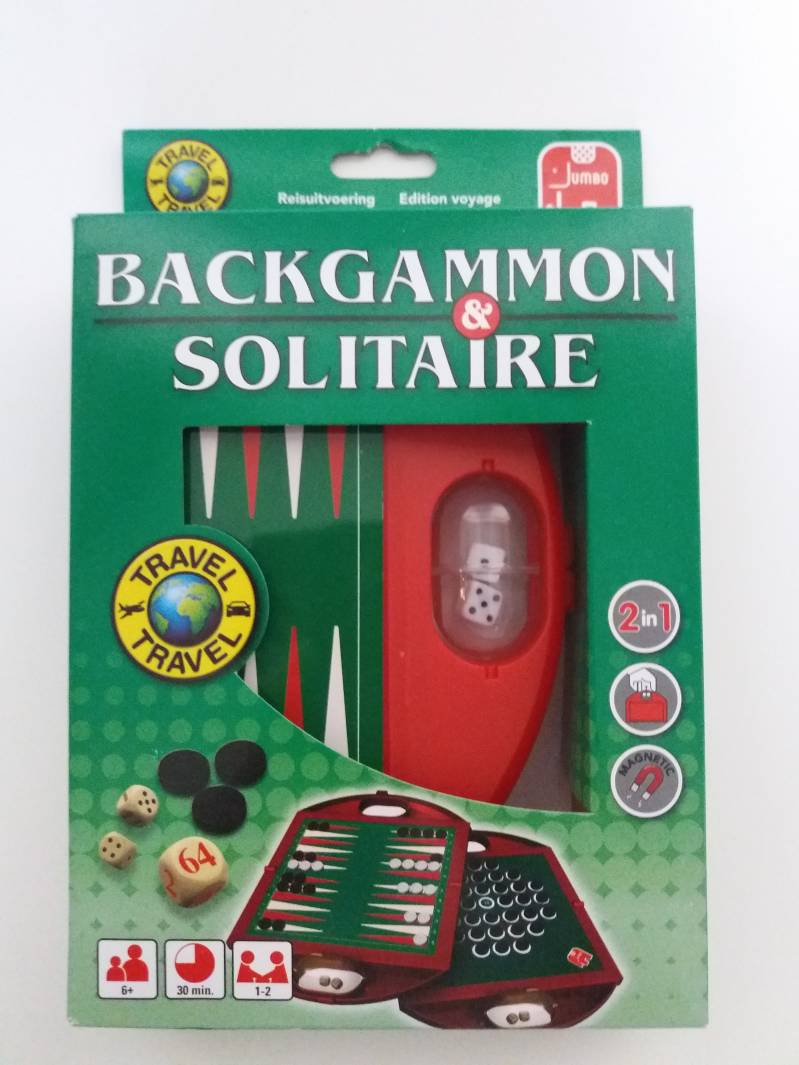 Back gammon / Sollitaire