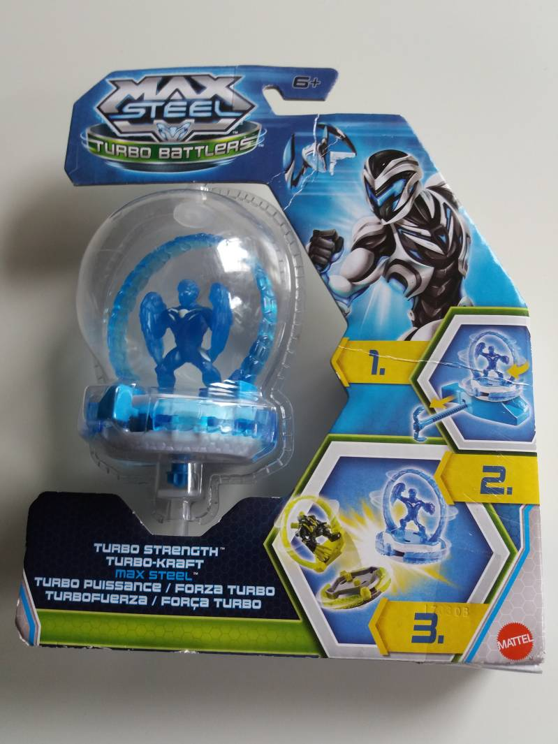 Max steel turbo battlers