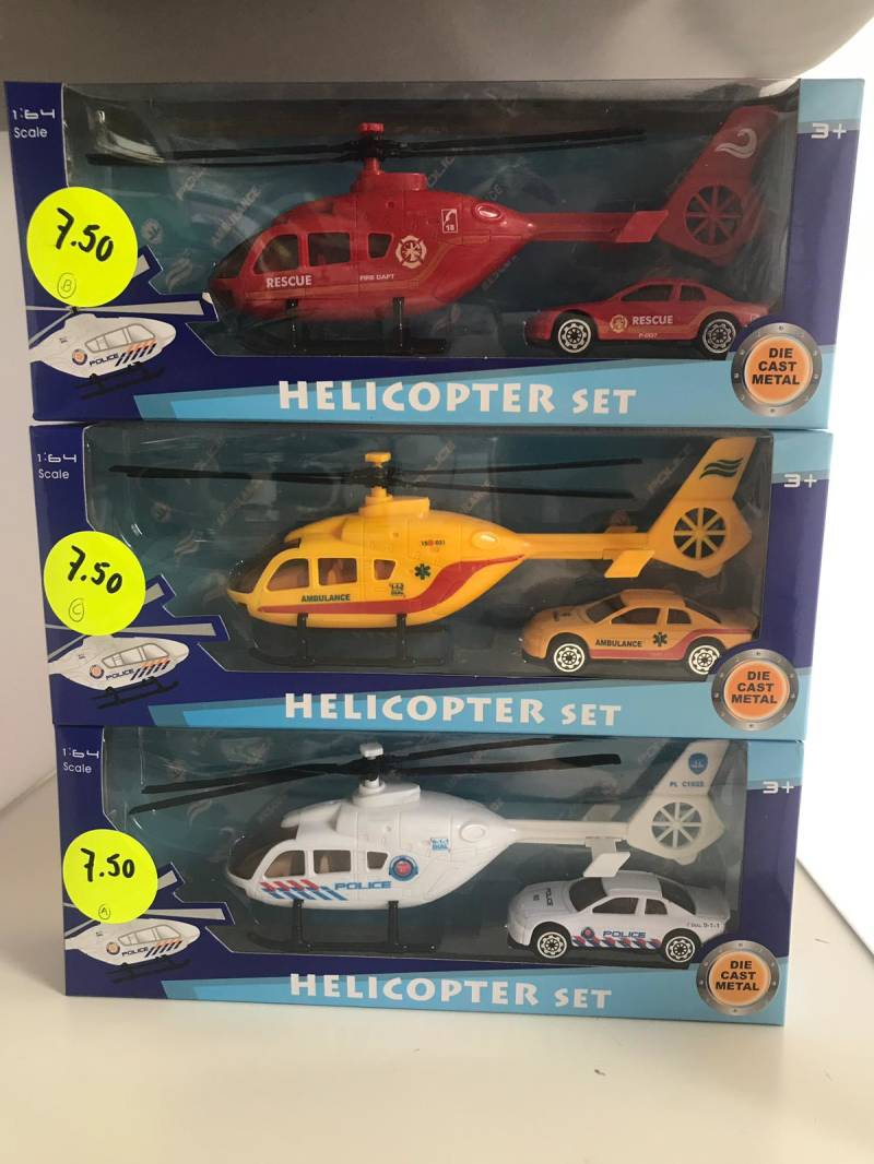 helicopterset