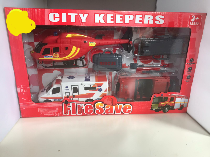 city keepers