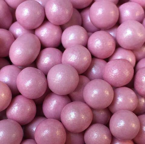 Choco pearls baby pink small*