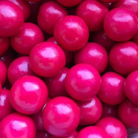 Choco pearls* hot pink large