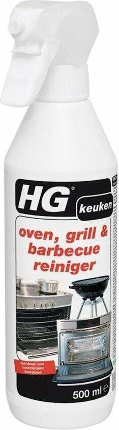 HG Oven & Grill reiniger