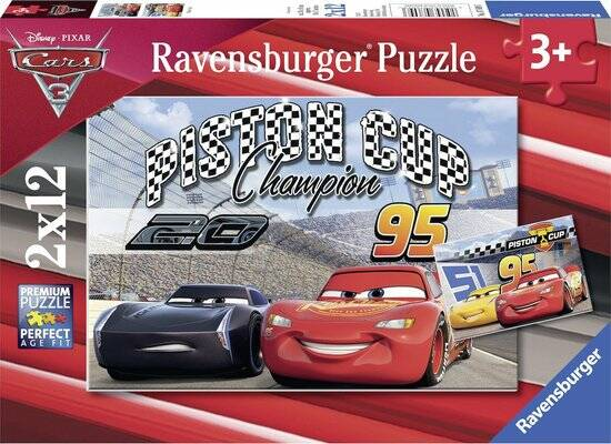 Puzzel cars 3