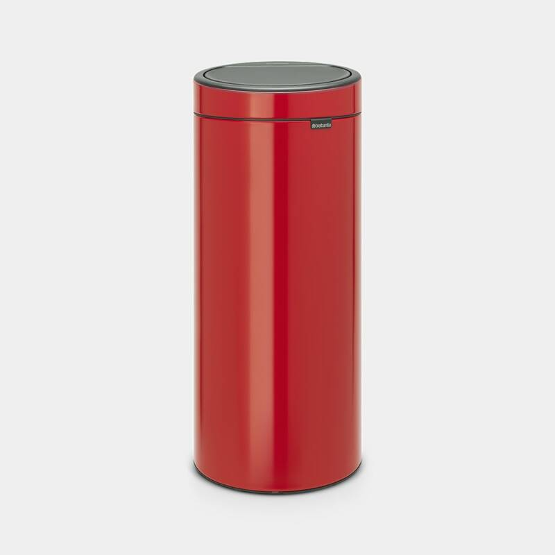 TOUCH BIN NEW 30 liter - Passion Red