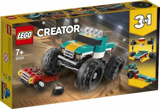 LEGO Creator Monstertruck - 31101