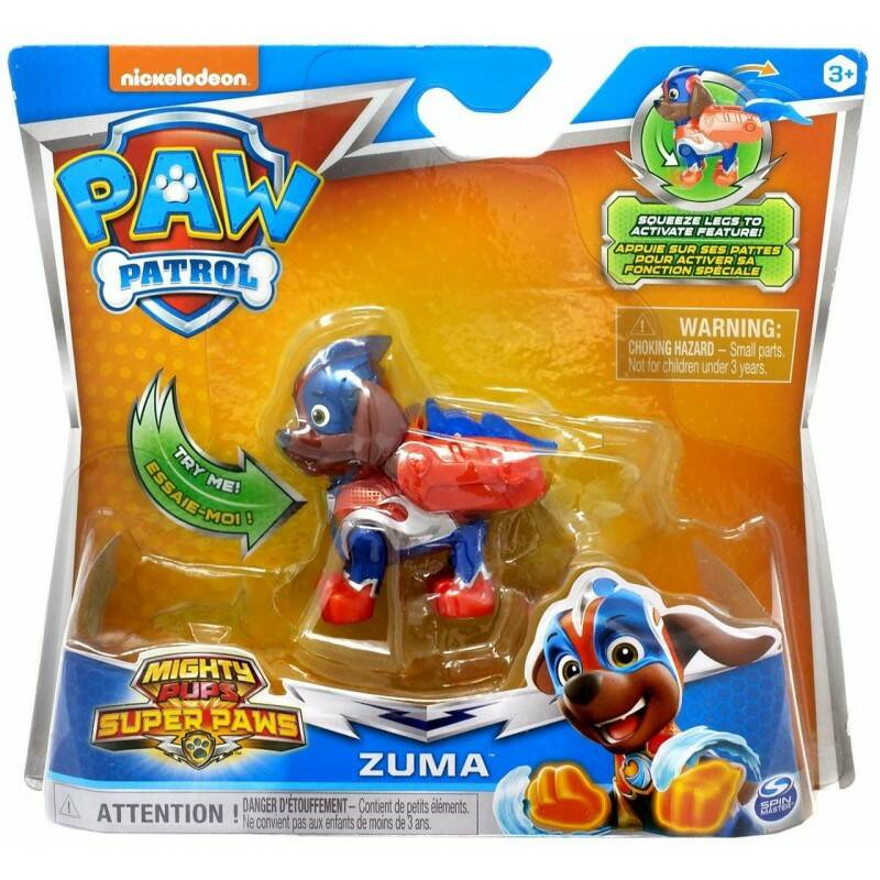Spin Master Paw Patrol Mighty Pups Super Paws 054634
