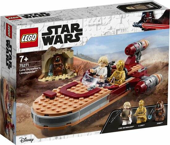 LEGO Star Wars Luke Skywalkers Landspeeder - 75271
