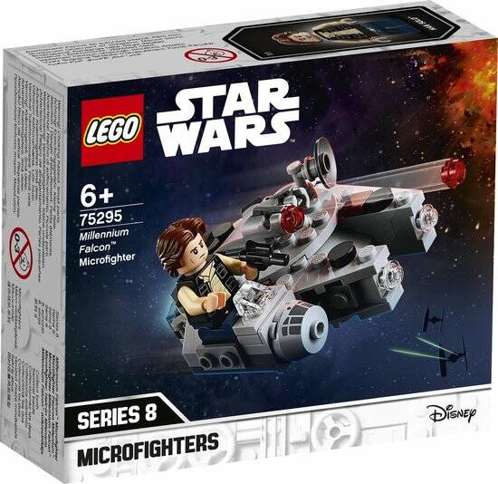 LEGO Star Wars Millennium Falcon Microfighter - 75295