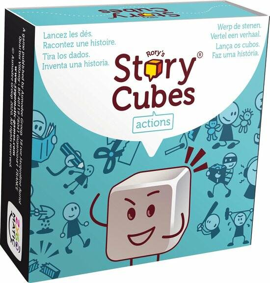 Rory's Story Cubes Actions - Dobbelspel
