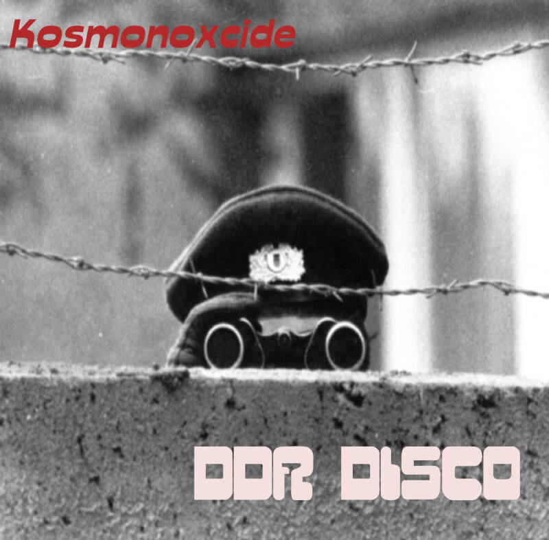 The DDR Disco EP