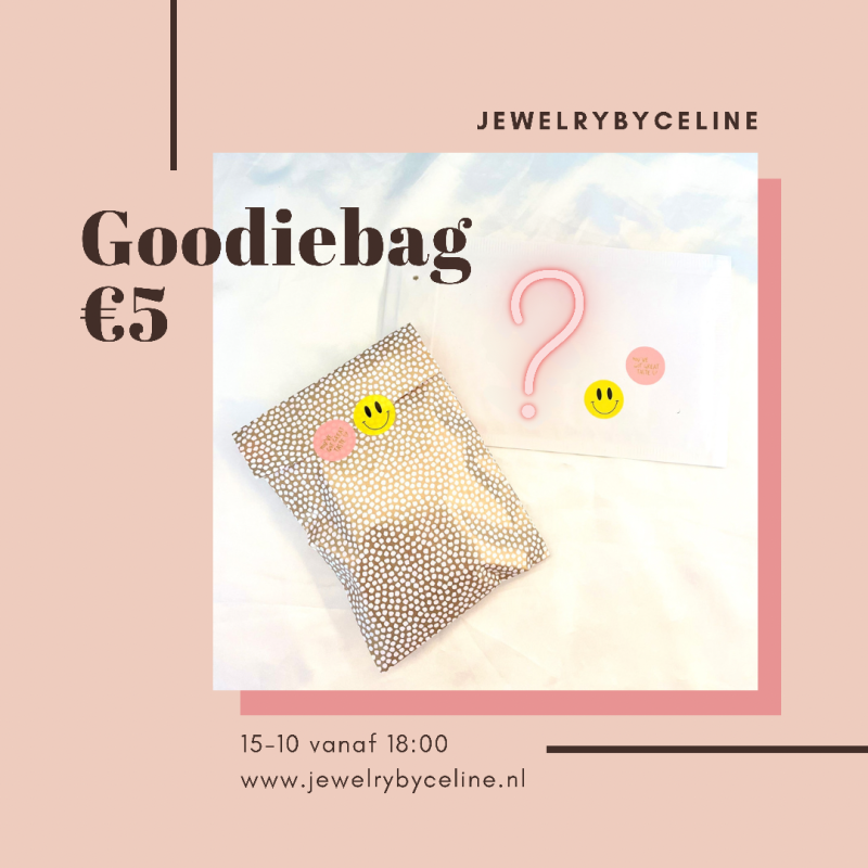 limited edition- GOODIEBAG