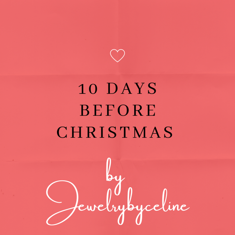 advent box- 10 days before Christmas