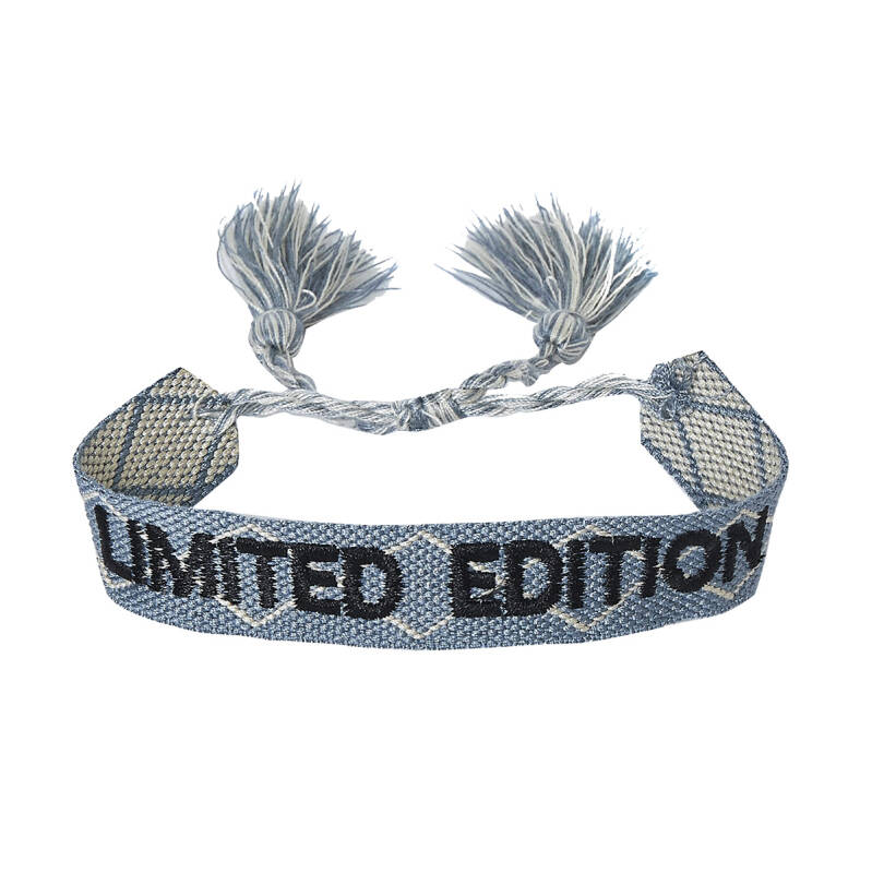 "Armband ""Limited edition"""