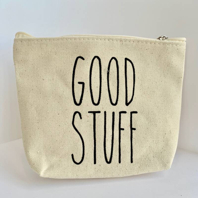 "Make-up tas ""Good stuff"""