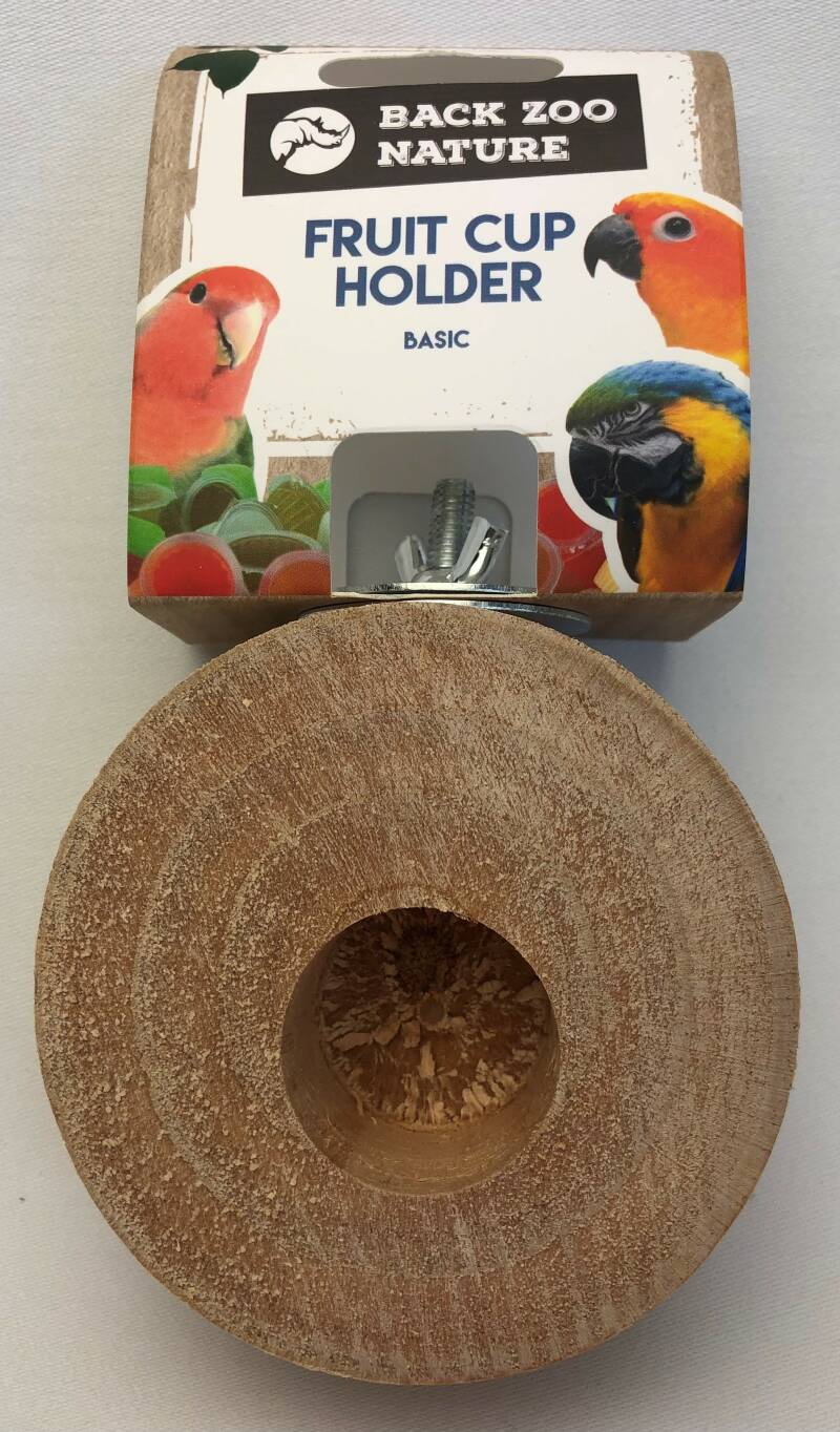 Back Zoo Nature - fruit cup houder