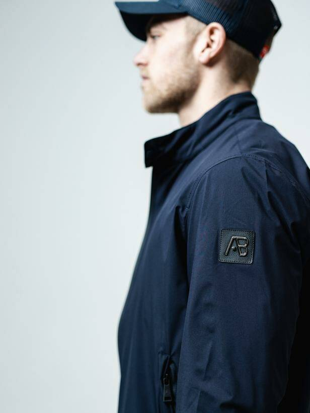 AB LIFESTYLE BASIC SUMMER JACKET | NAVY